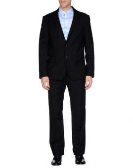 חליפת GF Ferre 49182267TF שחורה צד קדמי