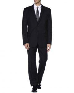 חליפת חתן Just Cavalli 49199089RK שחורה צד קדמי