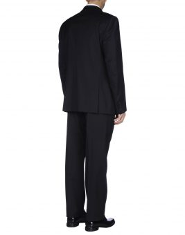 חליפת חתן Just Cavalli 49199089RK שחורה צד אחורי