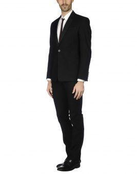 חליפת חתן Just Cavalli 49240127RS שחורה צד קדמי