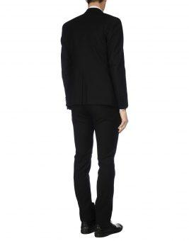 חליפת חתן Just Cavalli 49240127RS שחורה צד אחורי
