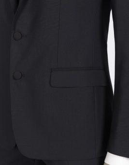חליפת Dolce Gabbana כהה צד קדמי