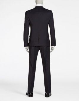 חליפת Dolce Gabbana כהה צד אחורי