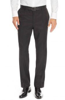 מכנסיים אלגנטיות שחורות של חHugo Boss