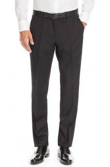 מכנסיים שחורות אלגנטיות של חברת Hugo Boss
