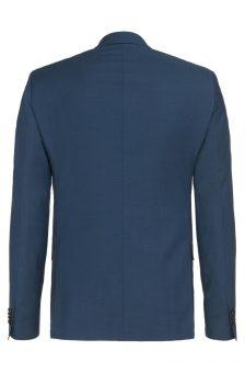 חליפה כחולה של חברת Hugo Boss מבט מאחור